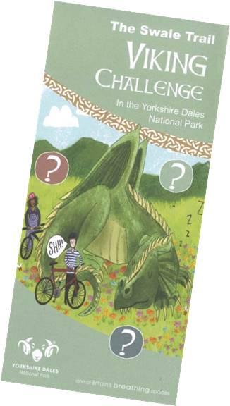 Viking Challenge Leaflet cover